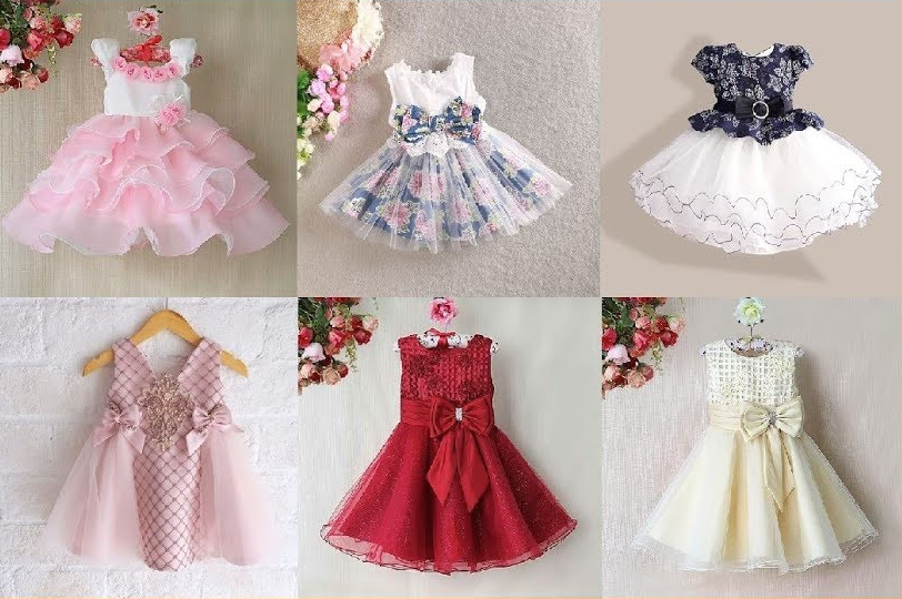 party dresses for baby girl